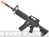 G&G Combat Machine CM16 Carbine Ver II Airsoft GBB Rifle - Black