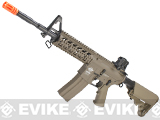 G&G Combat Machine CM16 Raider-L Ver II Airsoft GBB Rifle - Tan
