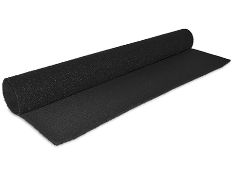 Gun Storage Solutions Loop Fabric Shelf Liner For Rifle Rods (Size: 19 x 30)