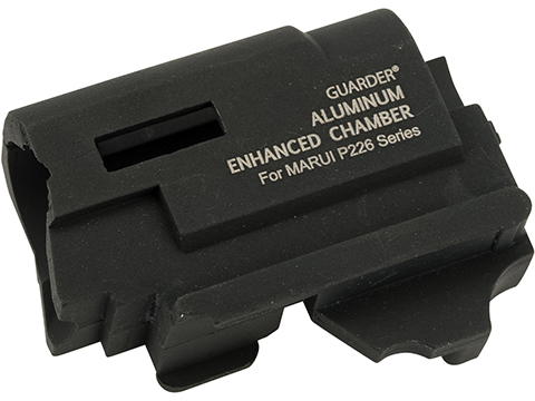 Guarder CNC Machined Aluminum Enhanced Hop-Up Chamber for Tokyo Marui P226/E2 GBB Pistols
