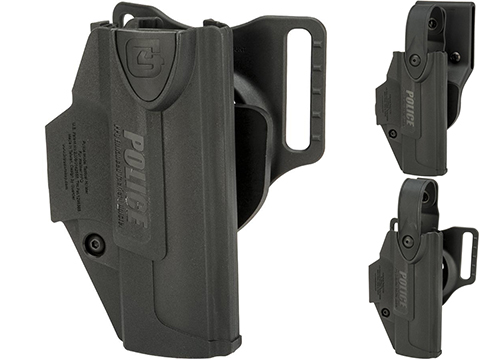 Guarder G4 Duty Holster for Walther PPQ (Model: Concealed Retention)
