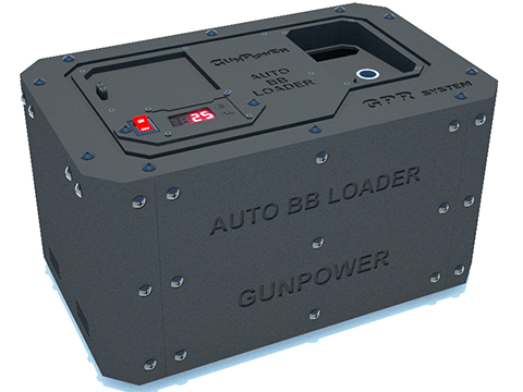 GUNPOWER High Speed Electric Automated BB Speed Loader