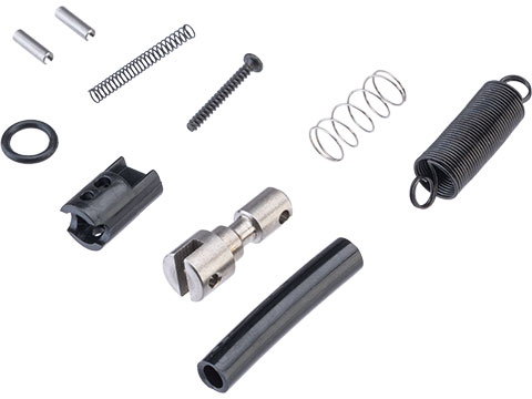 Guns Modify Stainless Steel Nozzle Internal Parts Set for Tokyo Marui M4 MWS Gas Blowback Airsoft Rifles