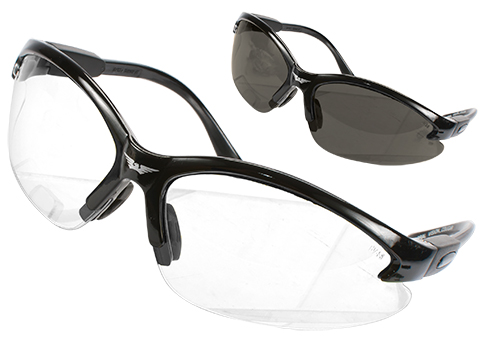 Global Vision Cougar Safety Shooting Glasses