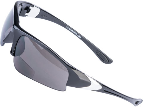 Global Vision Cool Breeze Bifocal SM Safety Shooting Sunglasses w/ 3.0 Smoke Lenses