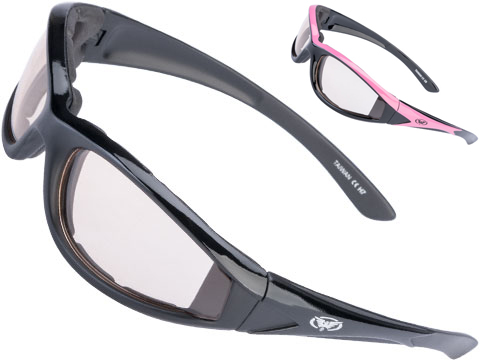 Global Vision Hawkeye 24 Padded Sunglasses w/ Photochromatic Lenses