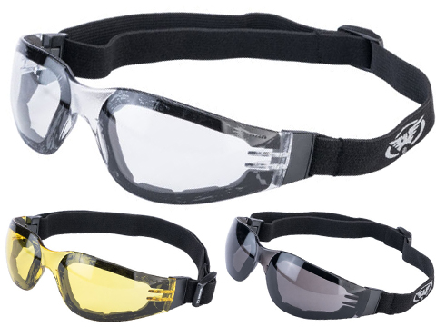Global Vision Ideal Padded Safety Goggles