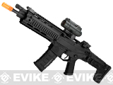A&K Adaptive Combat Rifle  Airsoft AEG Rifle (Color: Black / CQB)