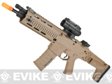 A&K Adaptive Combat Rifle  Airsoft AEG Rifle (Color: Dark Earth / CQB)