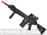 A&K Full Metal SR-25 Airsoft AEG Rifle (Model: SR-25K Zombie Killer Edition)