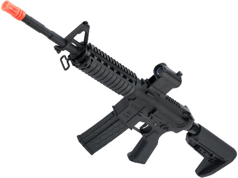 DYTAC 2nd Generation Combat Series M4A1 with RIS Handguard (Color: Black)