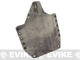 KAOS Concealment Kydex Belt / MOLLE Holster - KWA P226 (Right / A-TACS)