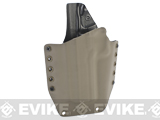 KAOS Concealment Kydex Belt / MOLLE Holster - WE 4.3 Hi-CAPA (Left / Dark Earth)