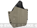 KAOS Concealment Kydex Belt / MOLLE Holster - KWA USP Tactical (Right / Dark Earth)