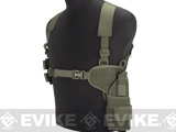 Matrix All In One Handgun Shoulder Holster (Color: Foliage Green)