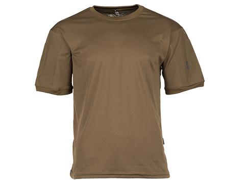 Hazard 4 Battle-T Undervest T-Shirt (Color: Small / Tan)