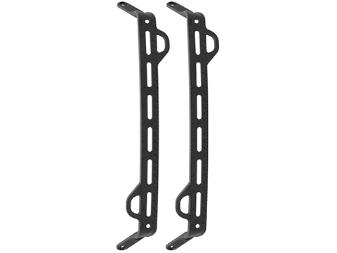 Hazard 4 HardPoint® Gear Rail (Color: Black / Pack of 2)