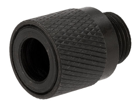 Hero Arms Threaded Silencer Adapter (11mm+ to 14mm-)