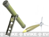 Hakkotsu Hades Arrow Airsoft Mortar by APS Airsoft