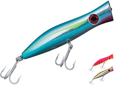 Halco Roosta Popper Hard Body Floating Lure