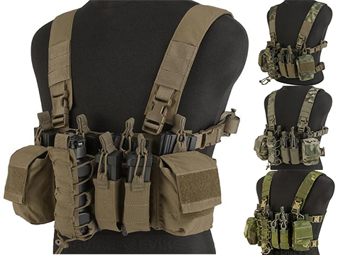 Haley Strategic HSP D3CR Disruptive Environments Chest Rig (Color: Multicam)