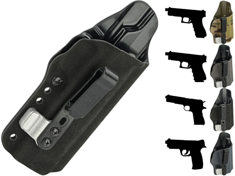 Haley Strategic INCOG ECLIPSE Full Guard IWB Holster by G-Code