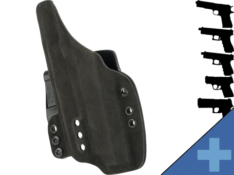 Haley Strategic INCOG IWB Holster System with Full Guard by G-Code