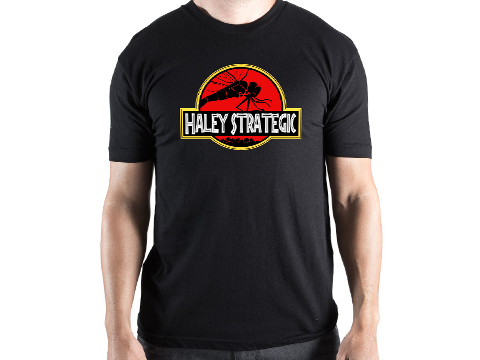 Haley Strategic Partners HSP Jurassic Graphic Tee (Size: 2X-Large)