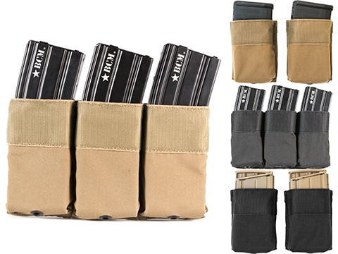 Haley Strategic HSP D3CRM Micro Chest Rig Magazine Insert w/ MP-2 Magazine Inserts