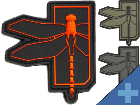 Haley Strategic Partners Dragonfly PVC Patch