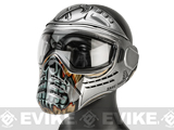 Save Phace Full Face Tactical Mask - Havok (Two Thermal Lenses)