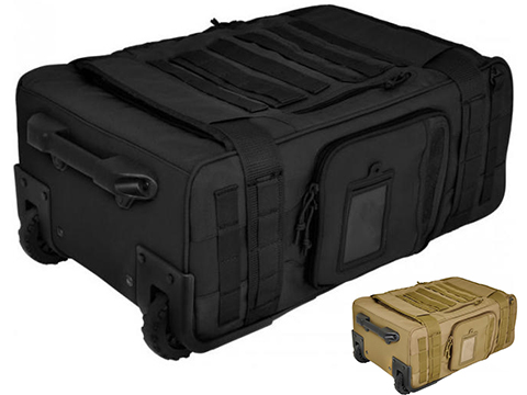Hazard 4 Air Support Rugged Rolling Carry-On Luggage