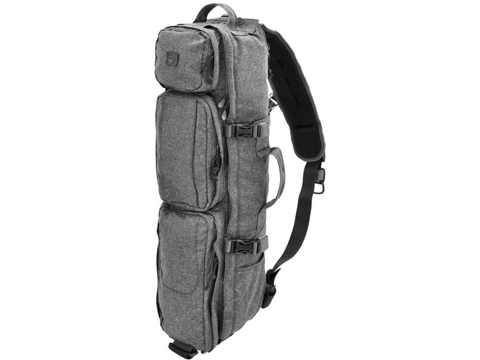 Hazard 4 Grayman™ Series: Takedown™ Covert Rifle Sling Pack (Color: Gray)