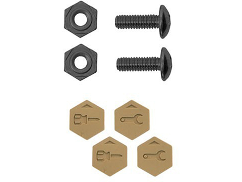 Hazard 4 HardPoint™ Hardware Kit (Color: Coyote)