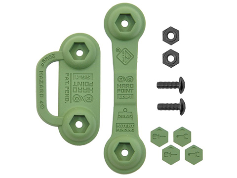 Hazard 4 HardPoint® Kit #1 (Color: OD Green)
