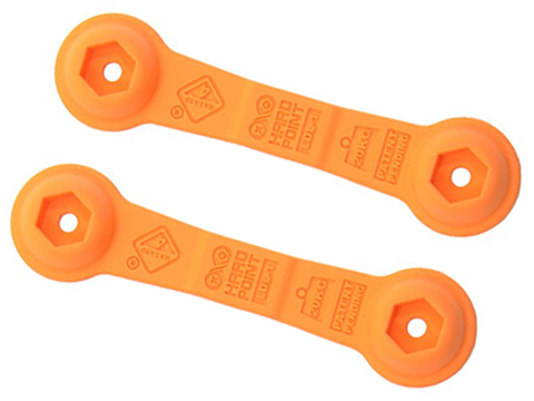 Hazard 4 HardPoint® LDL1 Light Duty Loop (Color: Orange / 2 Pack)