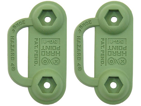 Hazard 4 HardPoint® SG1 Stop Gap (Color: OD Green / 2 Pack)