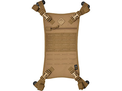 Hazard 4 Beaver Tail MOLLE Panel for Pillbox Series Bags (Color: Coyote)
