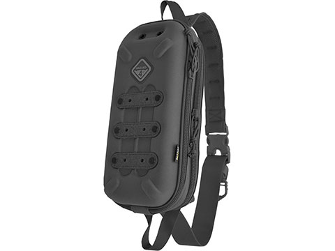 Hazard 4 Bandoleer Mini Shell Sling Pack (Color: Black)