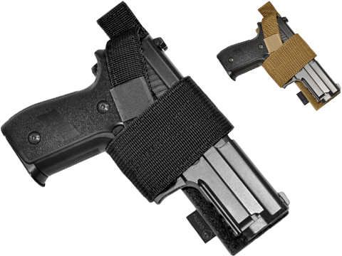 Hazard 4 Stick-Up Modular Universal Pistol Holster (Color: Black)
