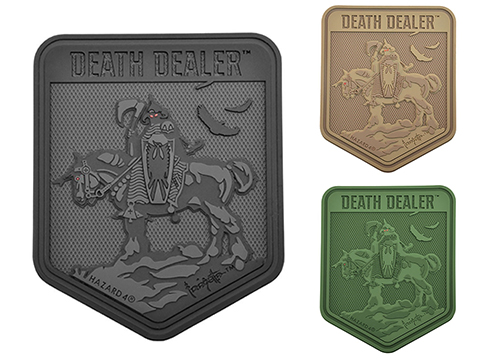 Hazard  4 Death Dealer by Frank Frazetta Patch