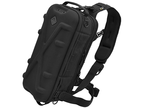 Hazard 4 Evac Plan-B Hard Shell Modular Sling Pack (Color: Black)