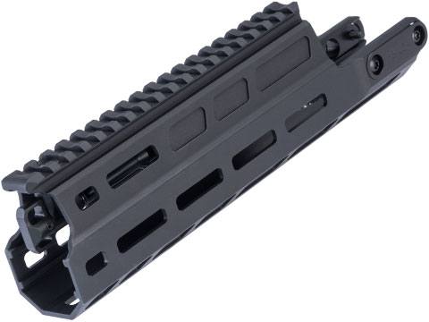 HB Industries M-LOK Handguard for CZ Bren 2 Rifles (Color: Black / 10.8)