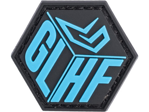 Operator Profile PVC Hex Patch Evike Series 3 (Style: GLHF)