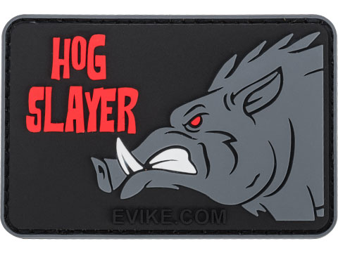 Hog Slayer PVC Morale Patch