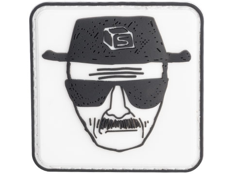 Salient Arms International Heisenberg PVC Hook and Loop Morale Patch