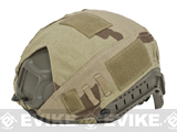 Vaultac Bump Type Helmet Cover - Three Color Desert (DCU)