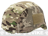 Matrix Helmet Cover for MICH 2001 Airsoft Helmet - Camo