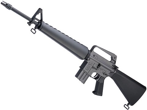 EMG Helios Colt Licensed Historic Models M16A1 Vietnam Airsoft AEG Rifle