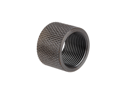 Helix 16mm+ Steel Thread Protector for Threaded Airsoft Barrels